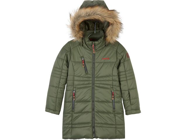 Kamik Lyla Heritage Coat Mädchen moss